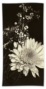 Chrysanthimum Beach Towel