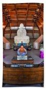 Chuang Yen Buddhist Monastery Beach Sheet