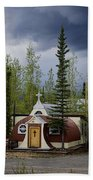 Church Beaver Creek Yukon Beach Towel