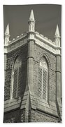 Church In Tacoma Washington Beach Towel