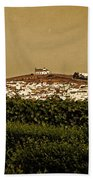 Church On The Hill - Andalusia Beach Towel