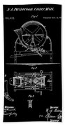 Cider Mill Patent Beach Towel