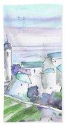 Cinque Terre 04 Beach Towel