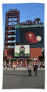 Citizens Bank Park - Philadelphia Phillies Beach Towel