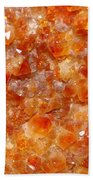 Citrine Beach Towel