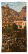 City Hall - Capetown 1917 Beach Towel