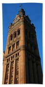City Hall - Milwaukee Beach Towel