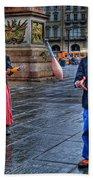 City Jugglers Beach Sheet