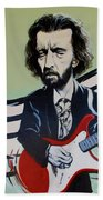 Clapton Beach Towel