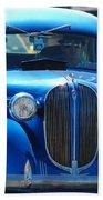 Classic Blue Beach Towel