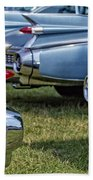 Classic Caddy Fin Party Beach Towel