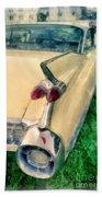 Classic Caddy Fins Beach Sheet