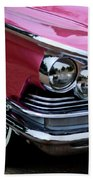 Classic Car Collection Beach Towel