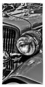 Classic Car Detail Beach Towel