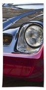Classic Chevrolet Camaro Beach Towel