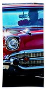 Classic Chevrolet Beach Towel