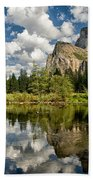 Classic Valley View Beach Towel