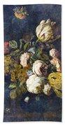 Classical Bouquet - S0104t Beach Towel
