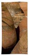 Clay Pots   #7806 Beach Sheet