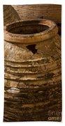 Clay Pots   #7816 Beach Towel