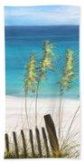 Clear Water Florida Beach Towel