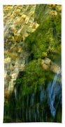Clearwater Falls Series 11 Beach Towel