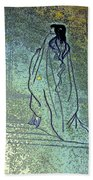Cleopatra's Ghost Beach Towel