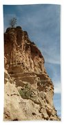 Cliff Dwellings Beach Towel
