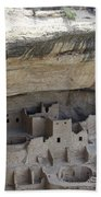 Cliff Palace Overview Beach Towel