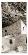 Cliff Palace Room Beach Towel