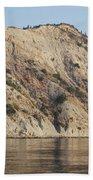 Cliffs Erikousa Beach Towel