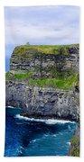 Cliffs Of Moher Beach Towel