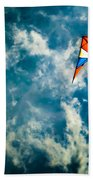 Climbing Beach Towel