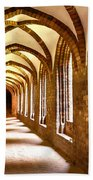 Cloister Arches Beach Towel