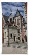 Clos Luce - Amboise - France Beach Towel