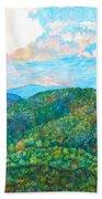 Cloud Dance On The Blue Ridge Beach Towel