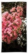 Clump Of Flowers Beach Towel