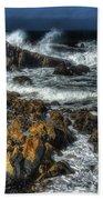 Coast 6 Beach Towel