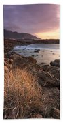coast of Crete 'IV Beach Towel