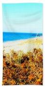 Coastal Lookout Beach Towel