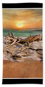 Coastal Morning  Beach Towel