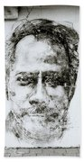Urban Art Of Cochin Beach Towel