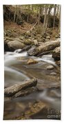 Cockermouth River - Groton New Hampshire Usa Beach Towel