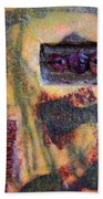 Coin Of The Realm Encaustic Beach Towel