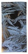 Cold Morning Beach Towel