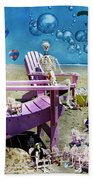 Collective Souls Beach Towel