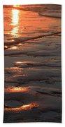 Collingwood-1 Beach Towel