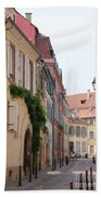 Colmar Small Street Beach Towel