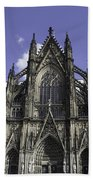 Cologne Cathedral 02 Beach Towel