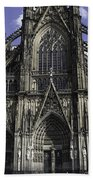 Cologne Cathedral 05 Beach Towel